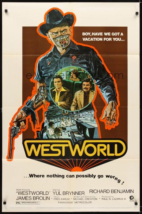 westworld movie poster