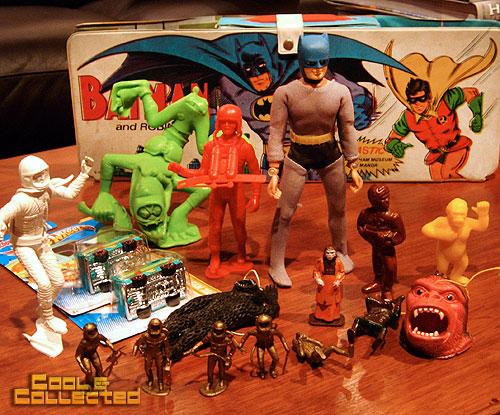 york toy show -- vintage toys