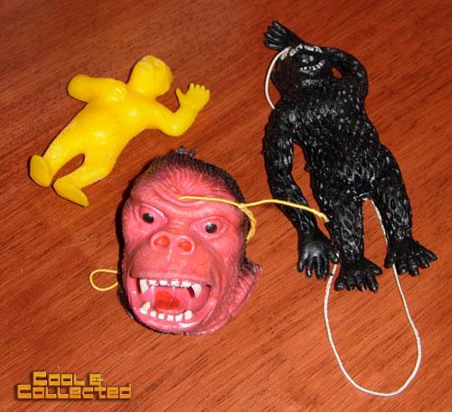 vintage toys king kong