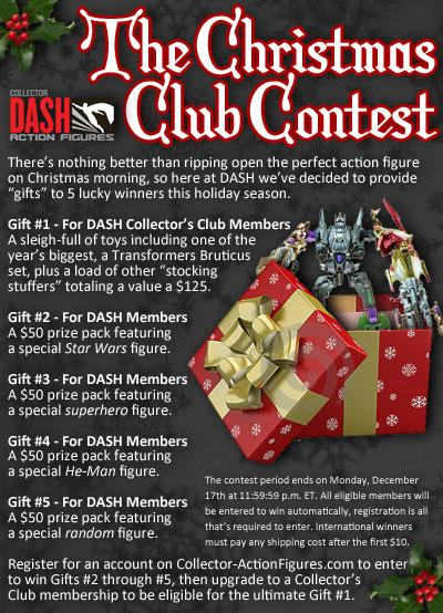 Christmas Club Contest