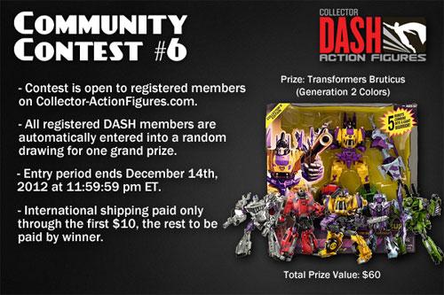 Community Contest #6