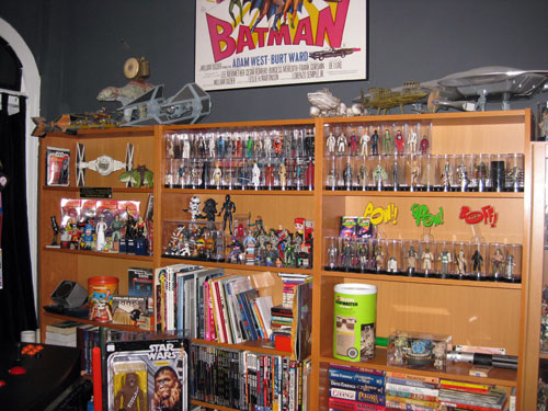 john vintage toy collection