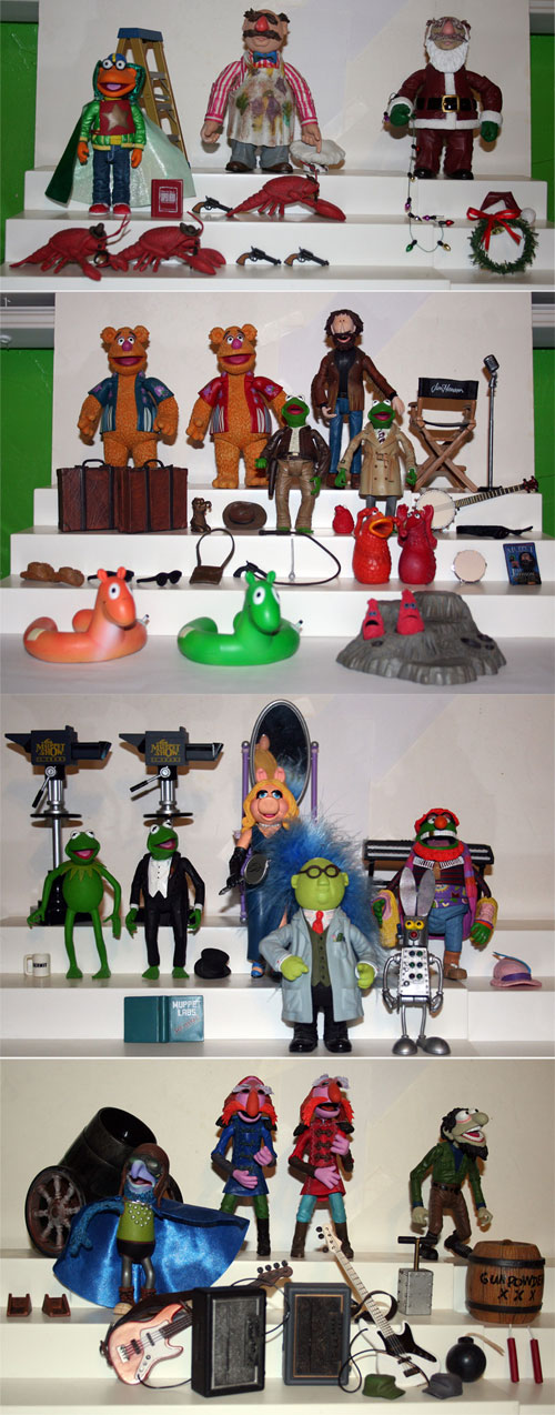 palisades muppets collection