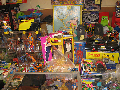steel city con 2012 vintage toys for sale