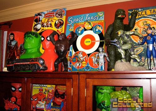 vintage target games collection