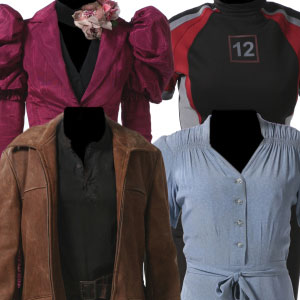 hunger games costumes