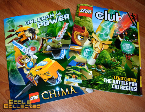 LEGO Club magazine - February 2013