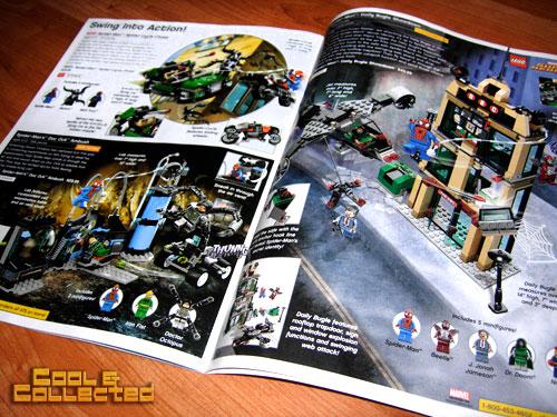 LEGO Club magazine - February 2013