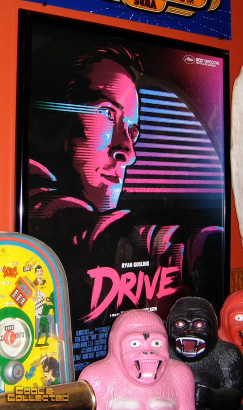 signalnoise drive poster