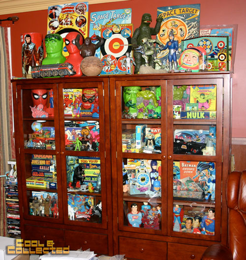 cool and collected's vintage toy collection