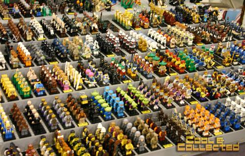 lego brickfair minifigs