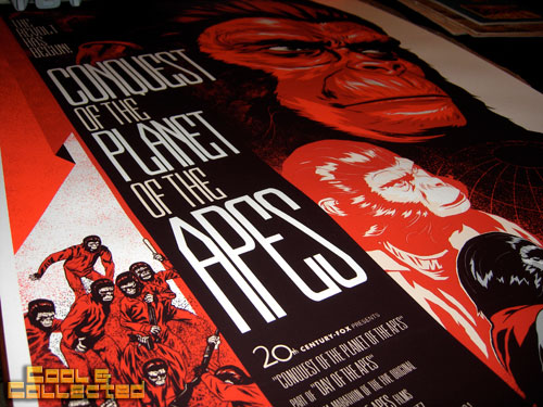 mondo conquest of the planet of the apes