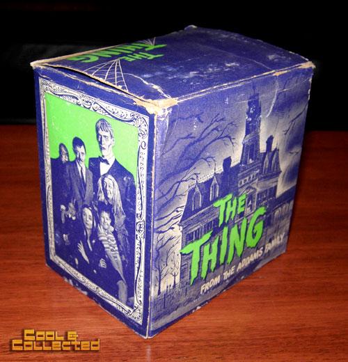 addams family - the thing bank