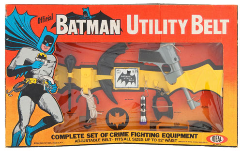 batman utility belt ideal