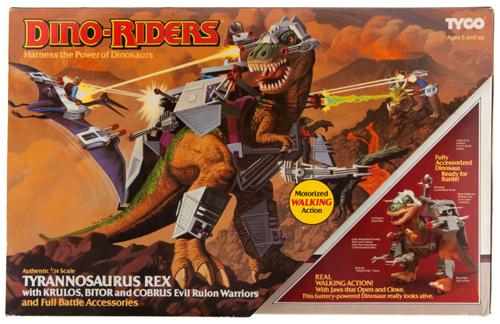 Dinoriders T-Rex