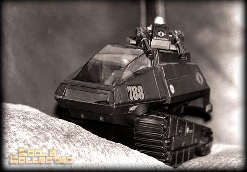 G.I. Joe HISS tank