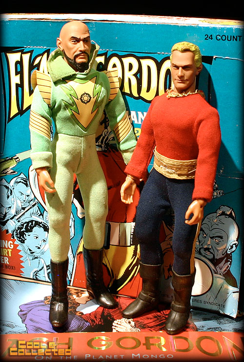 mego flash gordon ming