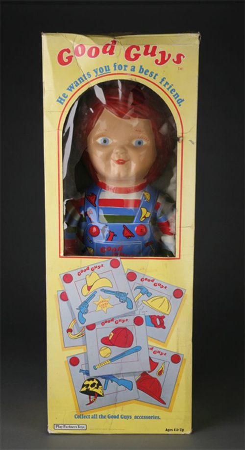 blacksparrow-chucky-doll