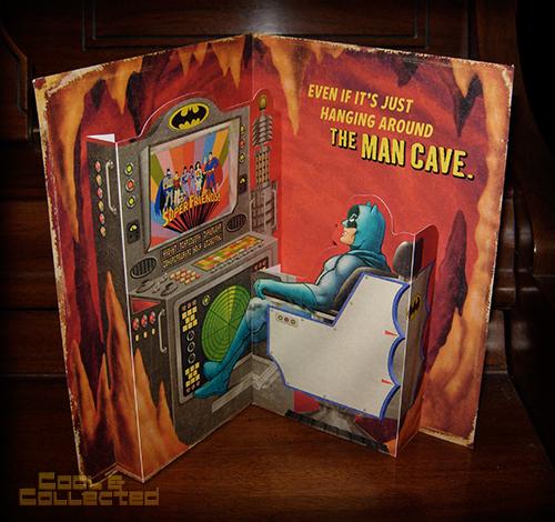 batman fathers day card