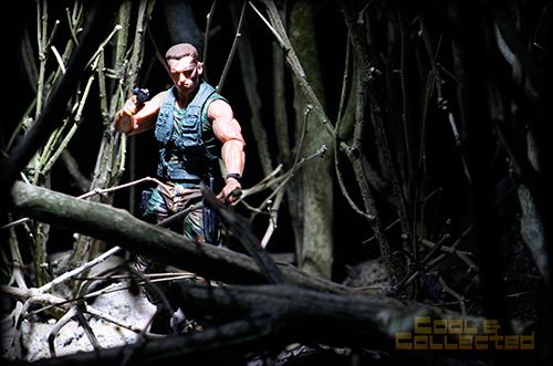 Predator Dutch action figure by Neca