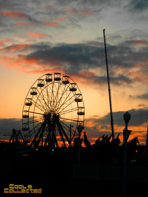 virginia beach - ferris wheel
