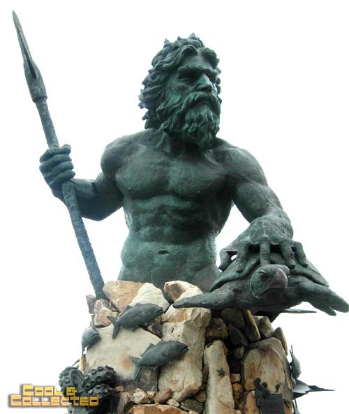 virginia beach neptune statue