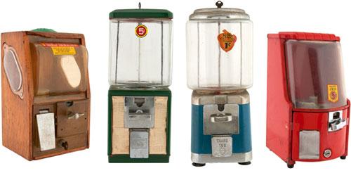 hakes gumball machines