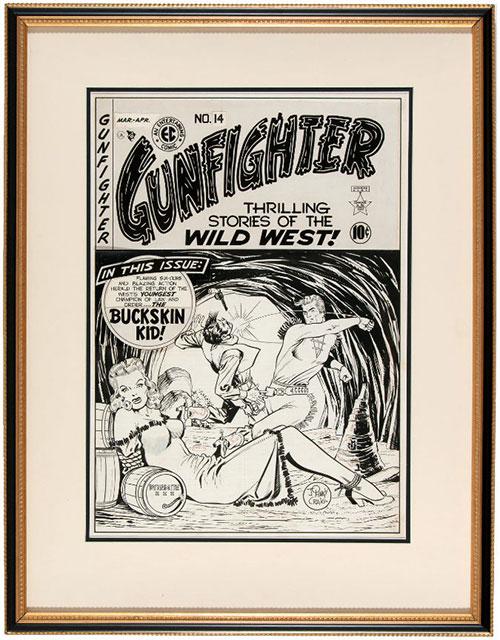 hakes gunfighter cover art