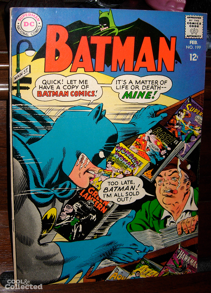 batman #199
