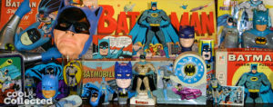 vintage 1966 batman collection