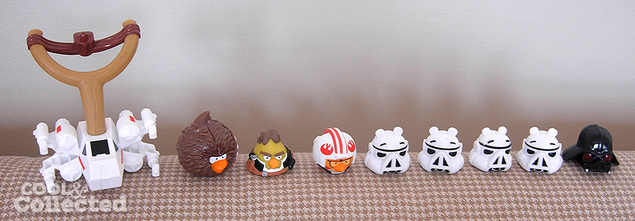 star wars angry birds collection