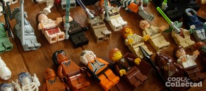 yard sale star wars lego minifigs collection
