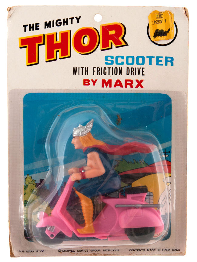thor scooter