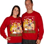 he-man she-ra christmas sweater