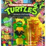 1988 TMNT Raphael action figure review