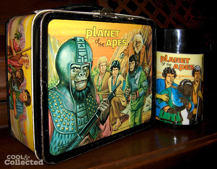planet of the apes lunchbox