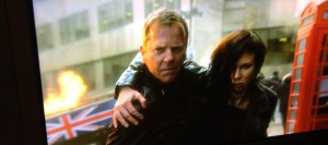 24 teaser with Jack Bauer and Chloe