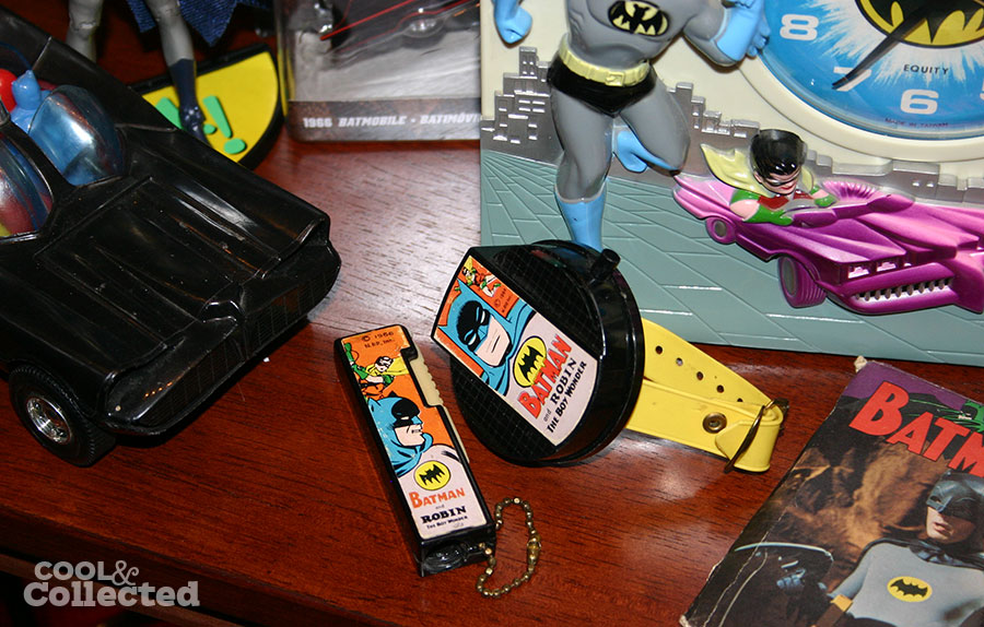 1966 npp batman flashlight