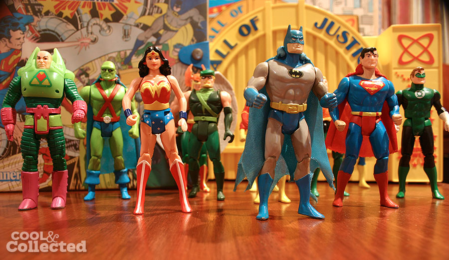 kenner super powers action figures