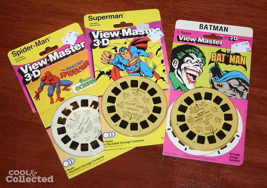 viewmaster reels