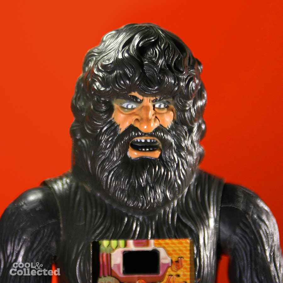 bionic bigfoot action figure