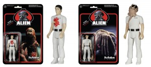 funko reaction alien figures