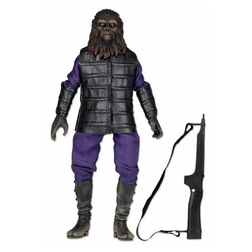 neca gorilla soldier  mego-like retro action figure