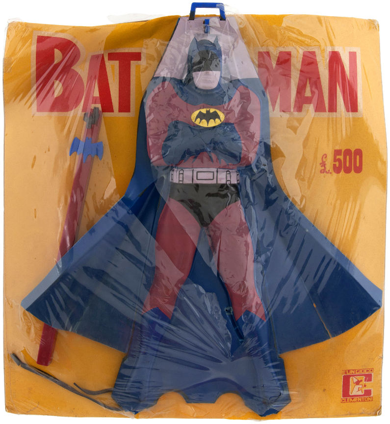 batman glider toy italy