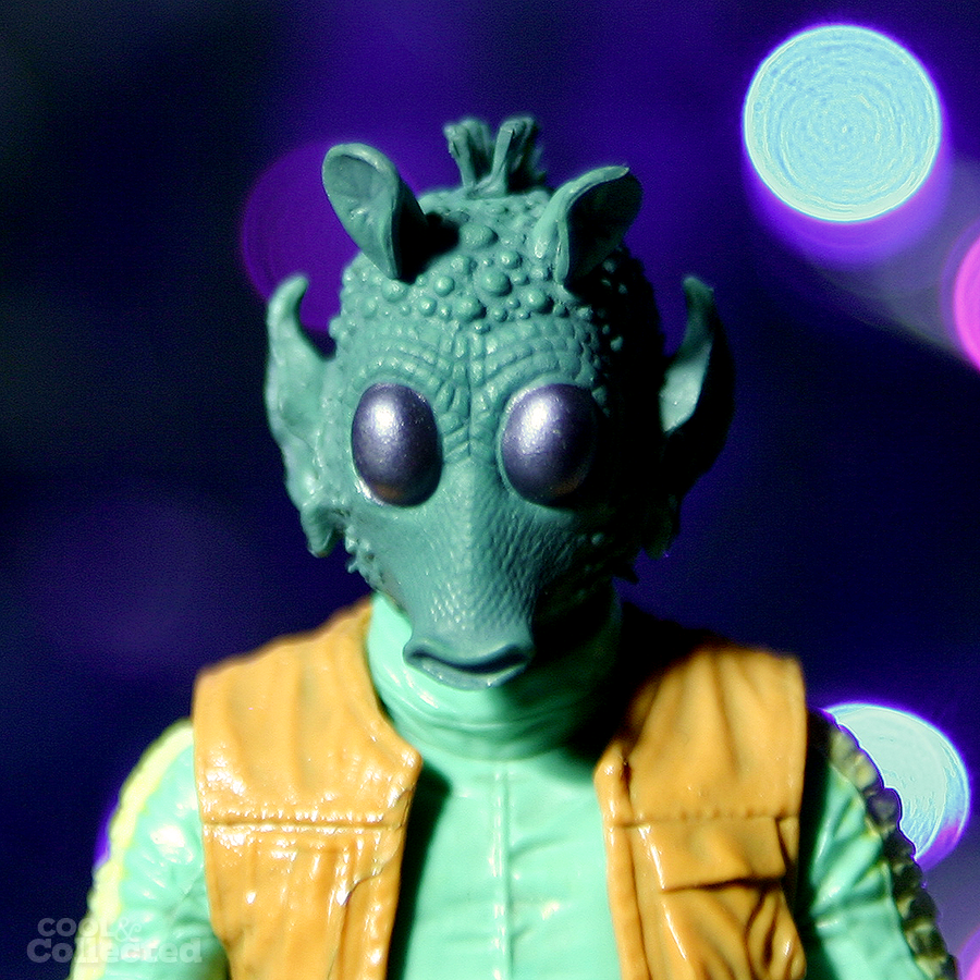 "star wars black 6"" greedo action figures"
