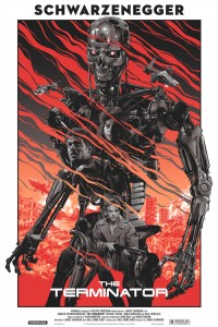 terminator poster by gabz