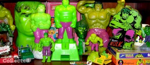 incredible hulk collection