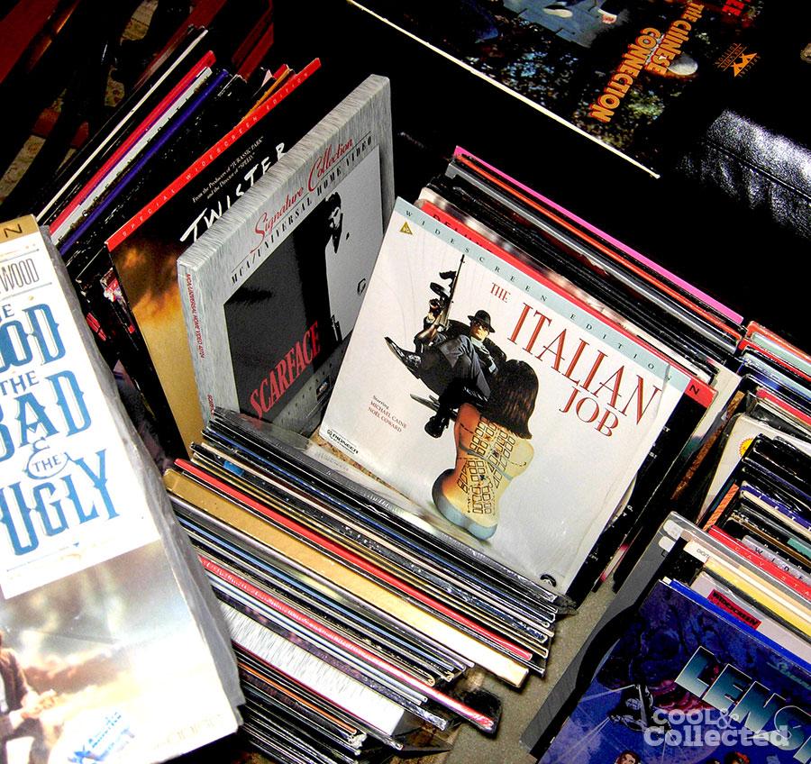 laserdisc-library