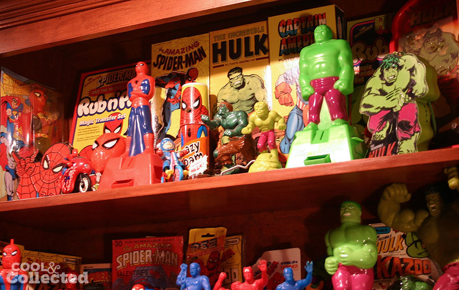 hulk-spiderman-collection