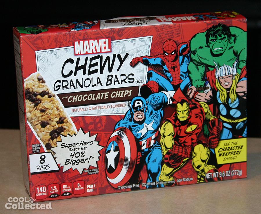 marvel-chewy-granola-bars - 1